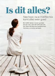Is dit alles? Vrouw en Midlife in de Vlaamse Libelle